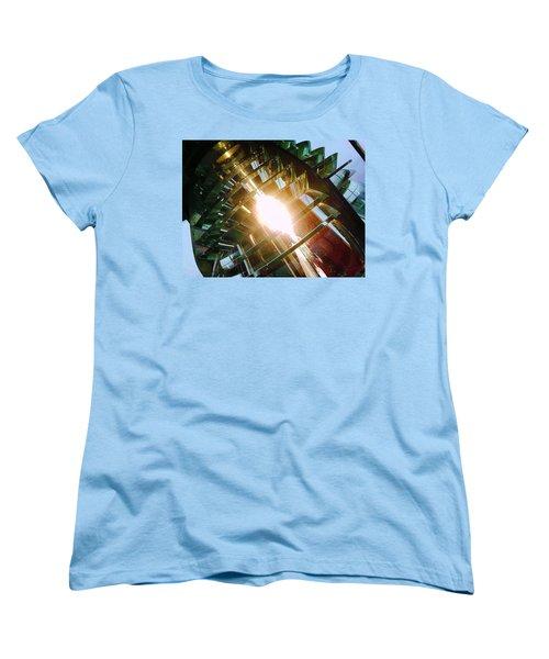 The Light Women's T-Shirt (Standard Cut) by Daniel Thompson