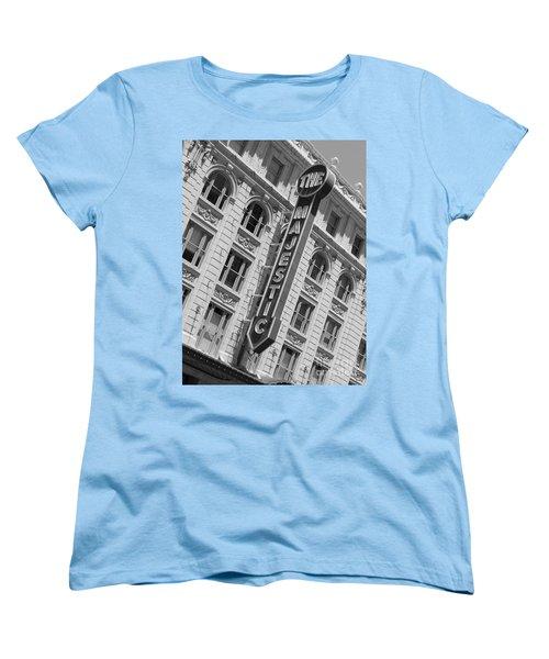 The Majestic Theater Dallas #3 Women's T-Shirt (Standard Cut) by Robert ONeil