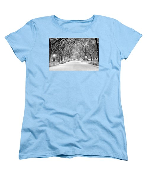 The Mall Women's T-Shirt (Standard Cut) by Mihai Andritoiu