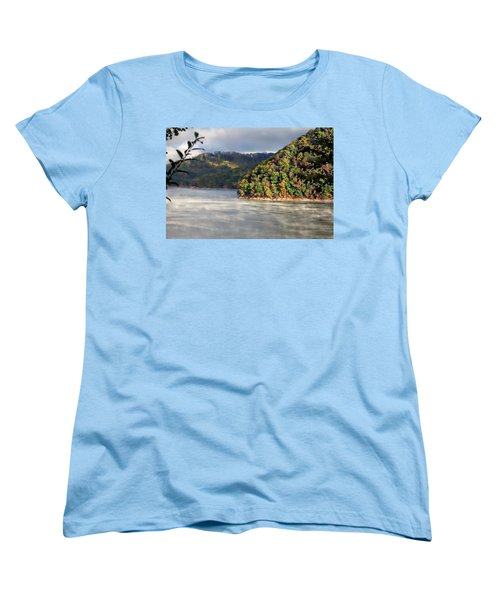 The Mists Of Watauga Women's T-Shirt (Standard Cut) by Tom Culver