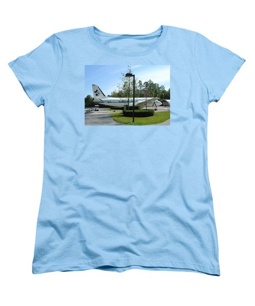 Women's T-Shirt (Standard Cut) featuring the photograph The Mouse by David Nicholls