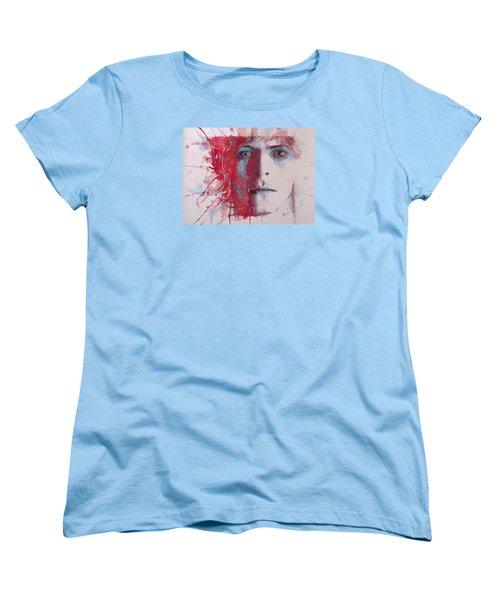 The Prettiest Star Women's T-Shirt (Standard Cut) by Paul Lovering
