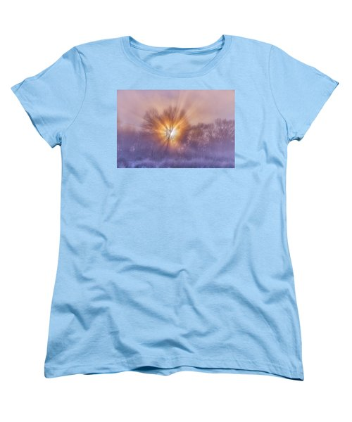 The Rising Women's T-Shirt (Standard Cut)