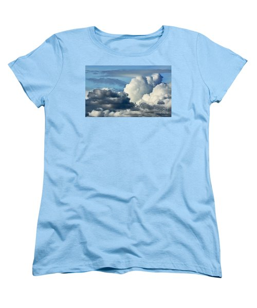 The Storm Arrives Women's T-Shirt (Standard Cut) by Susan Wiedmann