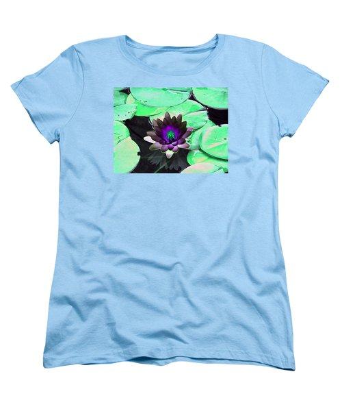 The Water Lilies Collection - Photopower 1113 Women's T-Shirt (Standard Cut)