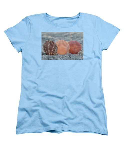 Women's T-Shirt (Standard Cut) featuring the photograph There Comes A Time... by Melanie Moraga