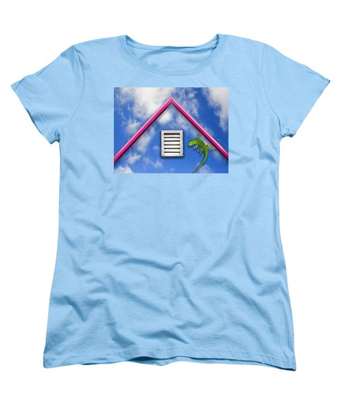 There Must Be Some Way Out Of Here Women's T-Shirt (Standard Cut)
