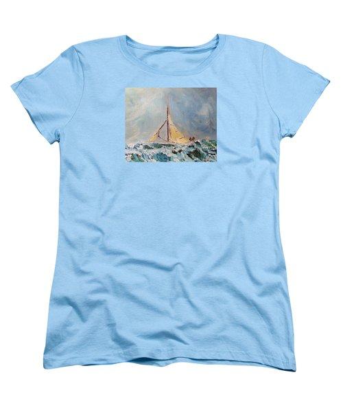 There's Always Hope Women's T-Shirt (Standard Cut) by Michael Helfen
