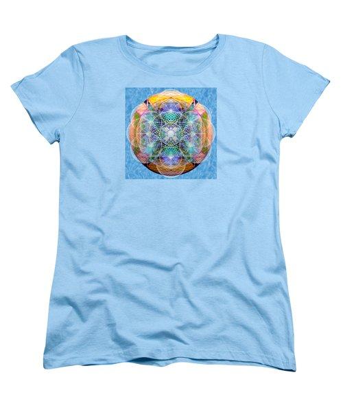 Torusphere Synthesis Cell Firing Soulin IIi Women's T-Shirt (Standard Cut) by Christopher Pringer