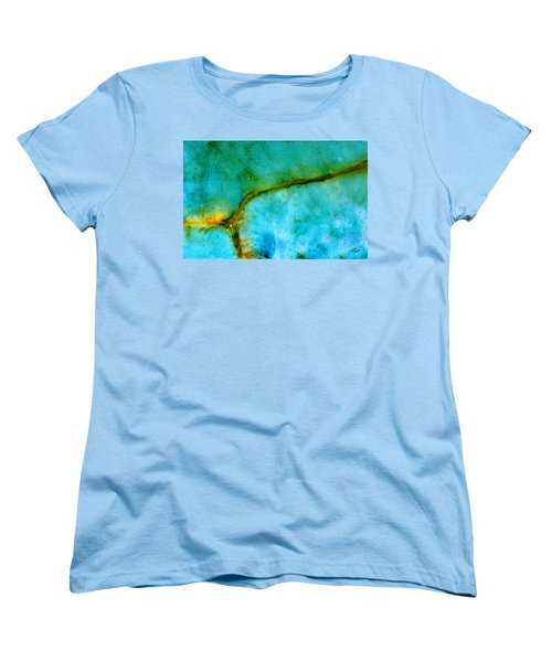 Transport Women's T-Shirt (Standard Cut) by Keith Thue