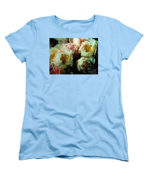 Tribute To The Old Masters Women's T-Shirt (Standard Cut) by RC deWinter