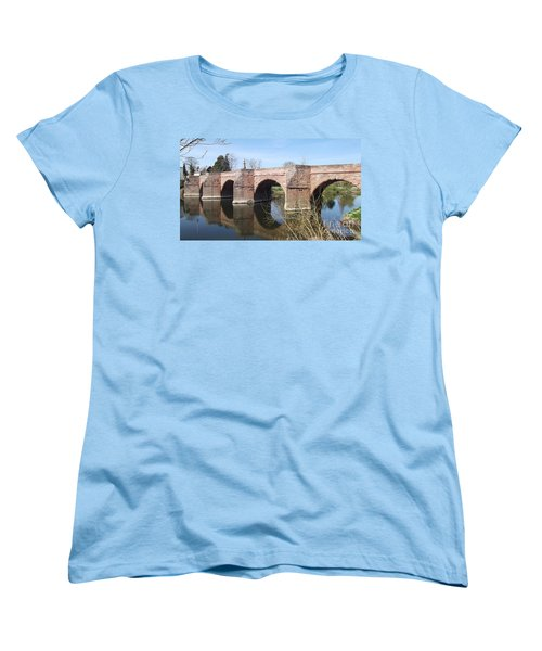 Under The Arches Women's T-Shirt (Standard Cut) by Tracey Williams