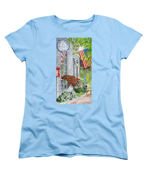 University Of Nantucket Shop Women's T-Shirt (Standard Cut)