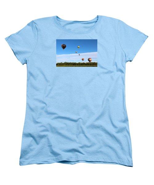 Up Up And Away Women's T-Shirt (Standard Cut)