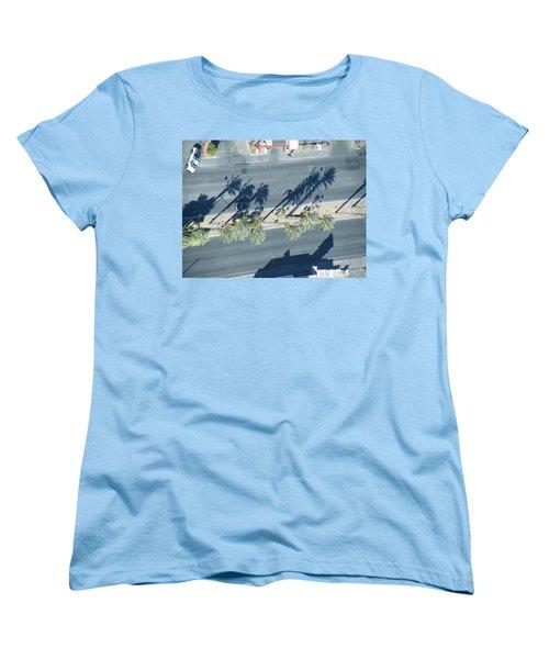 Veepalm Women's T-Shirt (Standard Cut) by Brian Boyle
