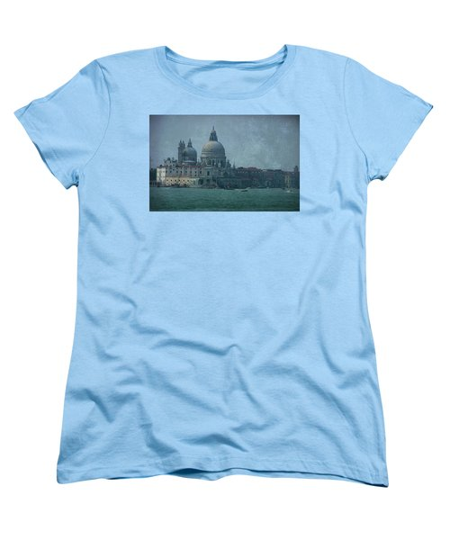 Women's T-Shirt (Standard Cut) featuring the photograph Venice Italy 1 by Brian Reaves