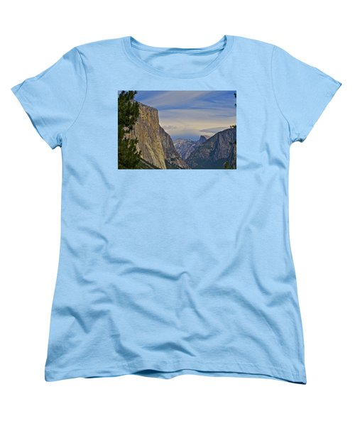 View From Wawona Tunnel Women's T-Shirt (Standard Cut)