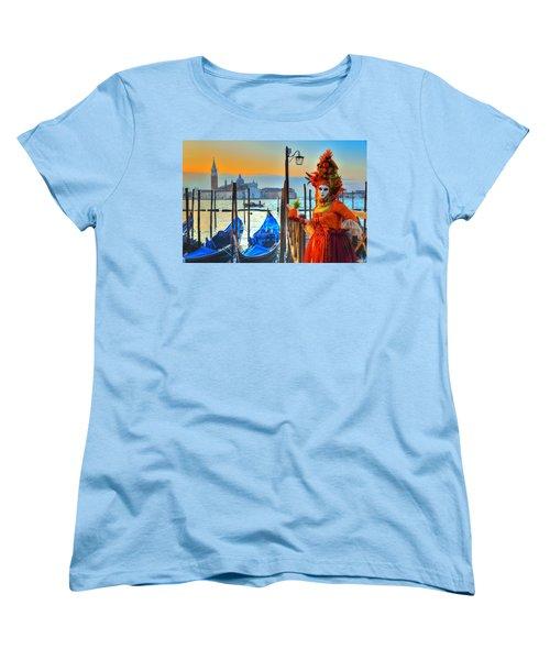 Waiting Women's T-Shirt (Standard Cut) by Midori Chan