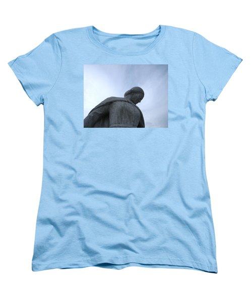 War Memorial  Women's T-Shirt (Standard Cut) by Cheryl Hoyle