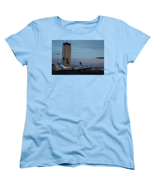 Women's T-Shirt (Standard Cut) featuring the photograph Welcome To Tucson by David S Reynolds