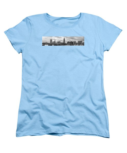 Westminster Panorama Women's T-Shirt (Standard Cut)