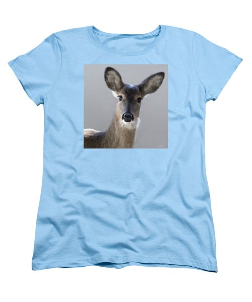 What Is Up With Mike? Women's T-Shirt (Standard Cut) by Bill Stephens
