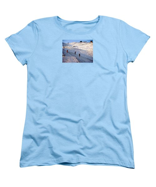 What Is Wrong In This Picture Women's T-Shirt (Standard Cut) by Zafer Gurel