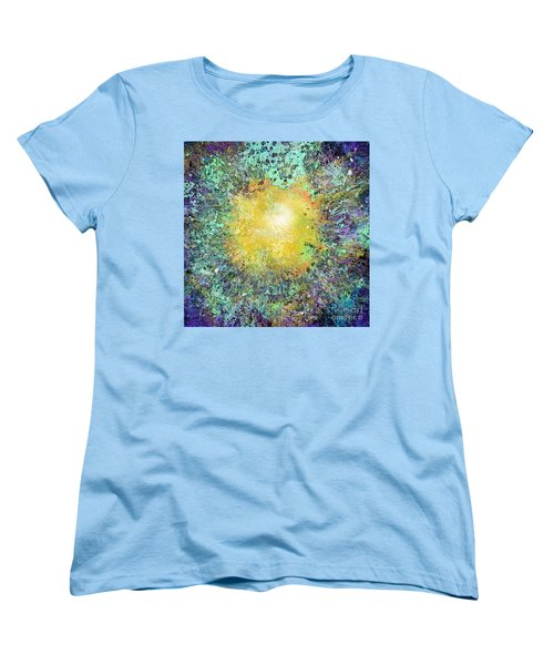 What Kind Of Sun Vii Women's T-Shirt (Standard Cut) by Carol Jacobs