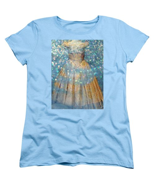 When You Wish Upon A Star Women's T-Shirt (Standard Cut) by Natalie Ortiz