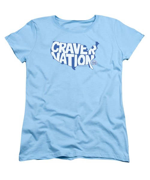 White Castle - Craver Nation Women's T-Shirt (Standard Cut) by Brand A