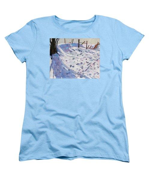 Wild Life Women's T-Shirt (Standard Cut) by Phil Chadwick