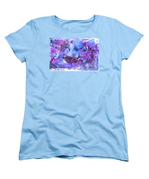 Wings Of Joy Women's T-Shirt (Standard Cut) by Deprise Brescia