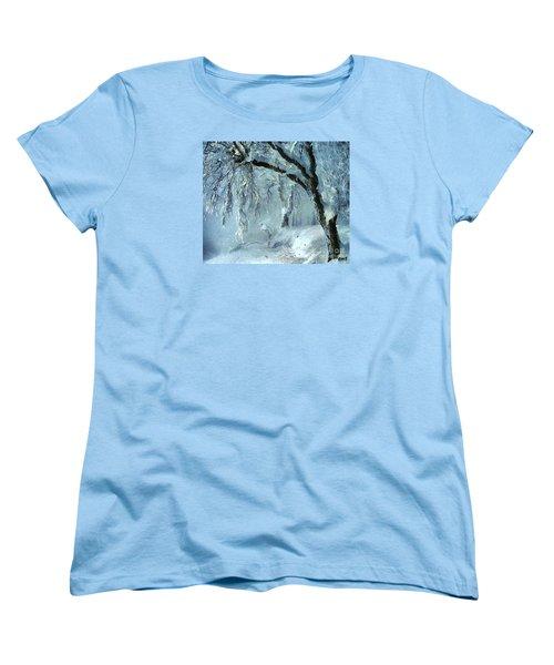 Winter Dreams Women's T-Shirt (Standard Cut)