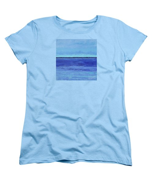 Winter Morning Women's T-Shirt (Standard Cut) by Gail Kent