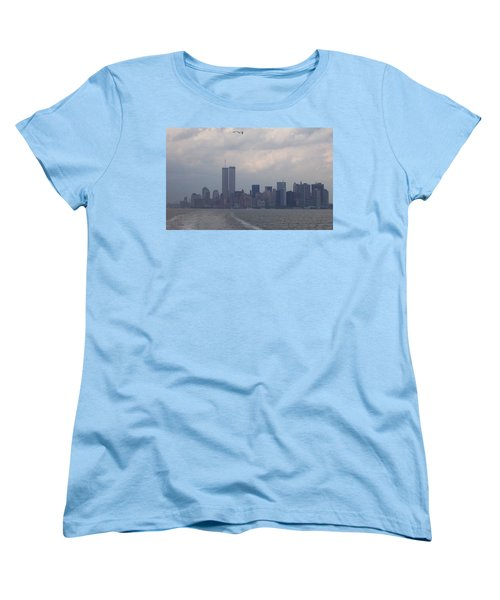 World Trade Center May 2001 Women's T-Shirt (Standard Cut) by Kenneth Cole