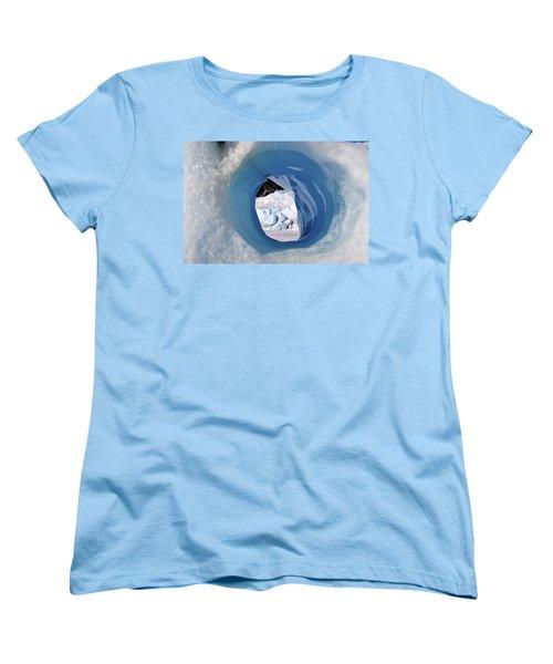 Wormhole 2 Women's T-Shirt (Standard Cut)