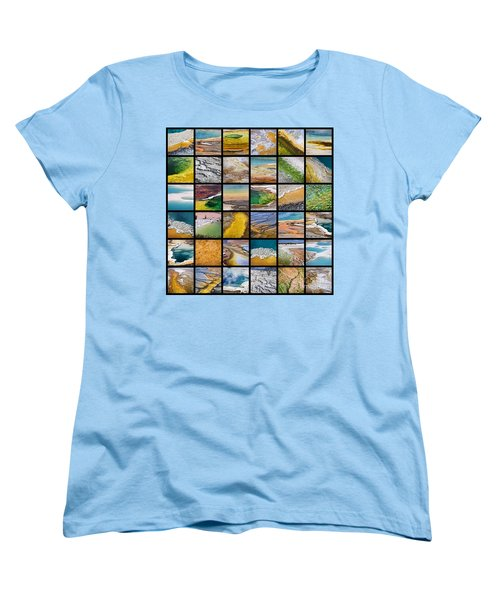 Yellowstone Colors Women's T-Shirt (Standard Fit)