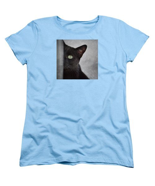 You Can't See Me Women's T-Shirt (Standard Cut) by Diane Alexander