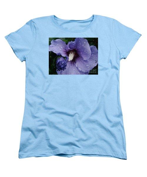 Glory Women's T-Shirt (Standard Cut) by Priscilla Richardson