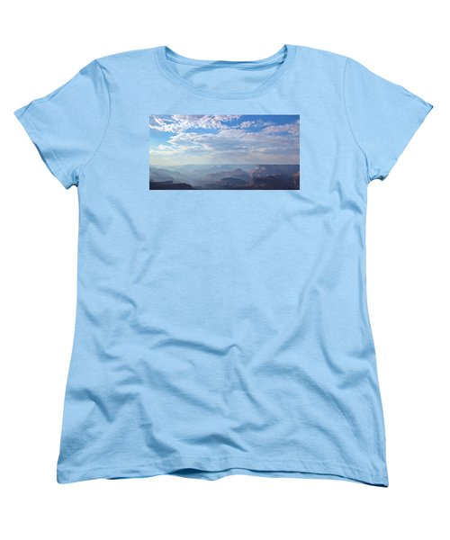 Women's T-Shirt (Standard Cut) featuring the photograph A Grand View by Heidi Smith
