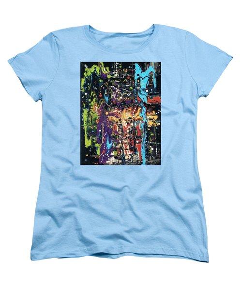 A Market In Nairobi Women's T-Shirt (Standard Cut)