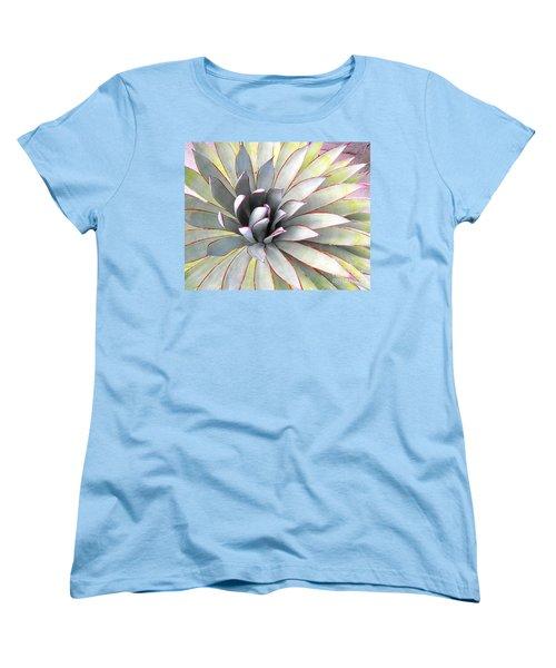 Aloe Women's T-Shirt (Standard Cut) by Rebecca Margraf