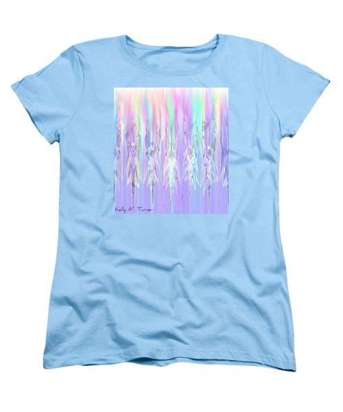 Angels Dancing Women's T-Shirt (Standard Cut) by Kelly Turner