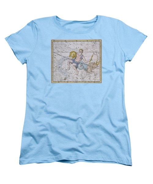Aquarius And Capricorn Women's T-Shirt (Standard Cut) by A Jamieson