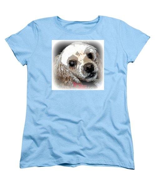 Blinded By Love Women's T-Shirt (Standard Cut) by Pamela Hyde Wilson