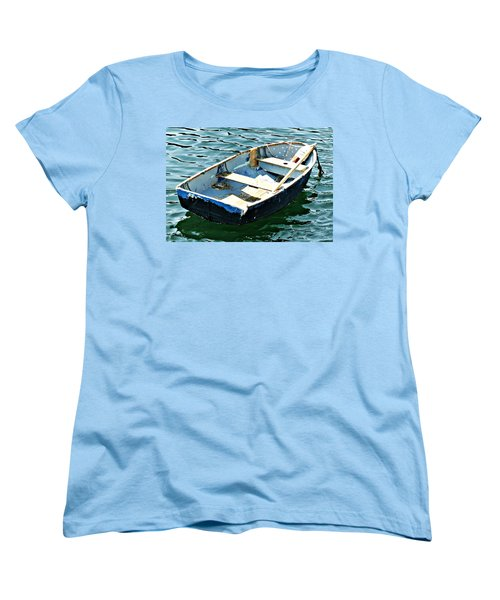 Blue Dory Women's T-Shirt (Standard Cut) by Joe Faherty