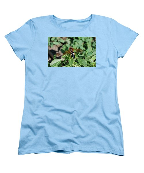 Women's T-Shirt (Standard Cut) featuring the photograph Break Time by Thomas Woolworth