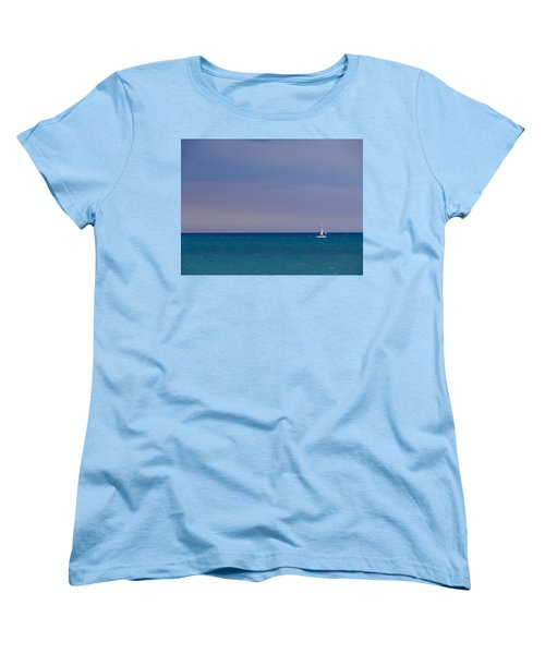 Desiderata Women's T-Shirt (Standard Cut) by Julia Wilcox