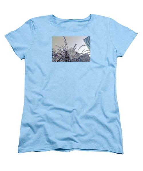Dreamy City Women's T-Shirt (Standard Cut) by Milena Ilieva