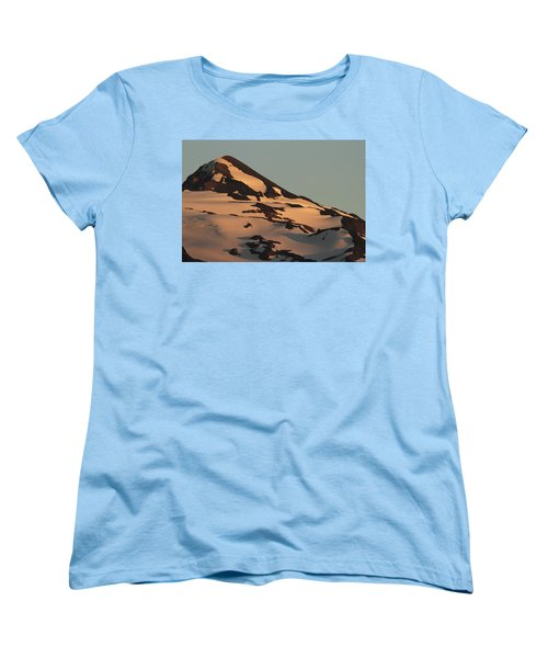 Evening Into Night Women's T-Shirt (Standard Cut) by Laddie Halupa